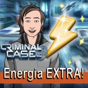 Conseguir energía en Criminal Case