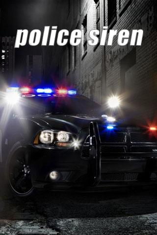 descargar sonido de sirena de policia