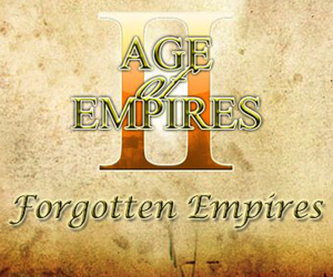Age Of Empires II Forgotten Empires
