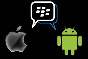 BBM para Android y iPhone