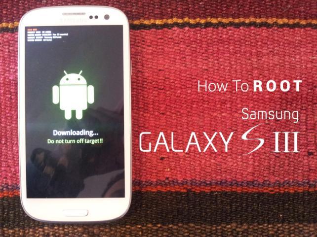 rootear el Galaxy S3