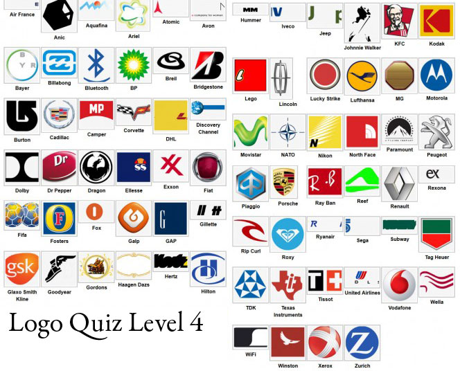 Logo Quiz Level 4
