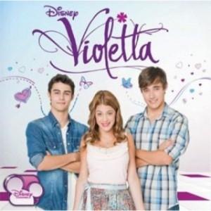 Fotos y canciones de Violetta