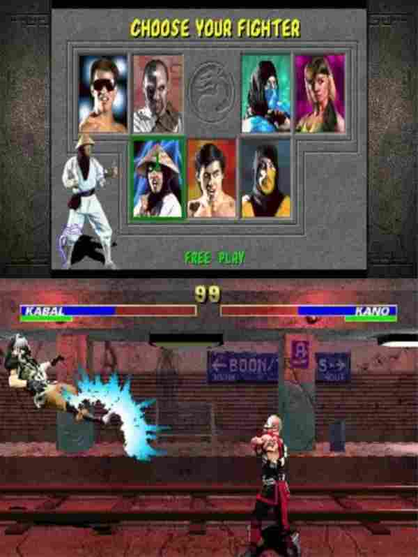 Ultimate Mortal Kombat 3 Download Para Android