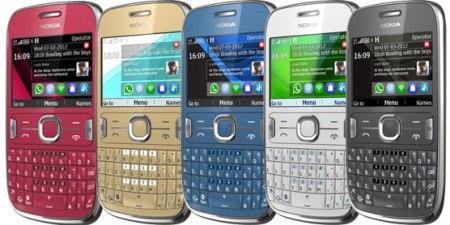 Hard Reset en Nokia Asha