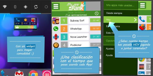 My App Rank para Android