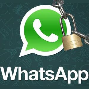 Proteger mensajes de WhatsApp con contraseña