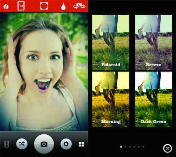 editor de fotos para iphone gratis