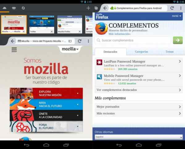 Mozilla Firefox for Android - APK Download - apkpure.com