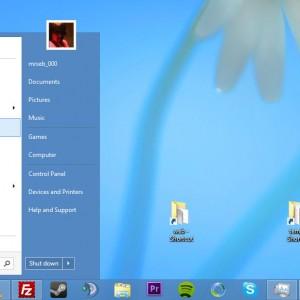 Anclar apps en el menú de inicio con Windows 8.1