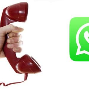 Realizar Llamadas de voz en Whatsapp