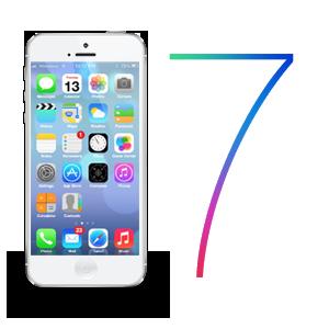 Descargar fondos ocultos en iOS 7