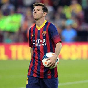 371 goles de Messi
