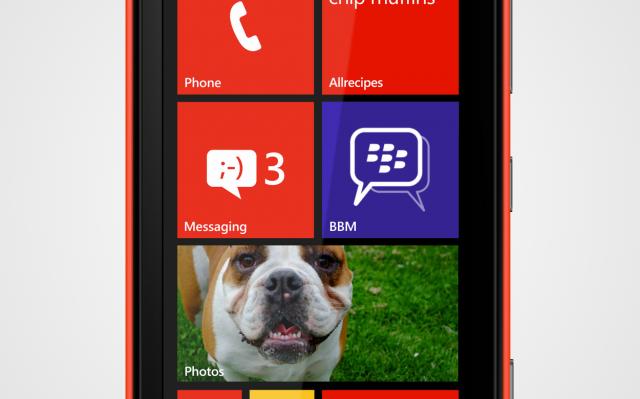 Llega BlackBerry Messenger a Windows Phone en el Nokia X