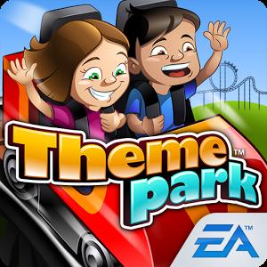 ¿Estás aburrido? Descarga Theme Park para Android