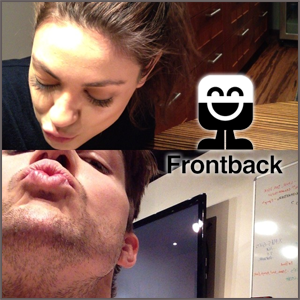 Frontback