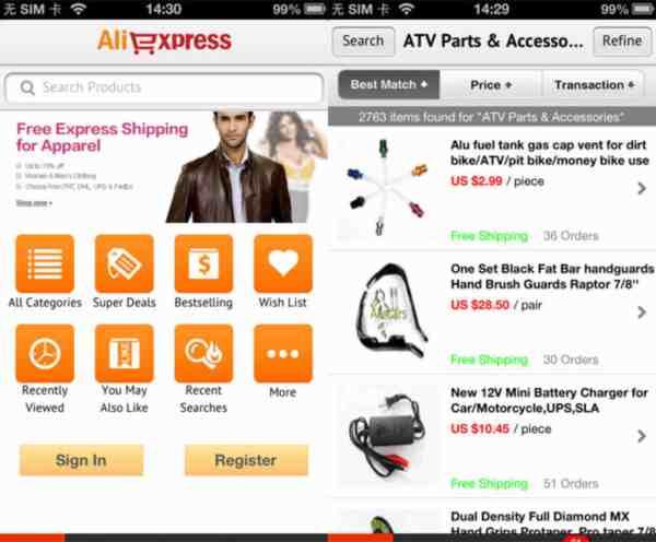 Aliexpress en español para celularesTodoDescarga