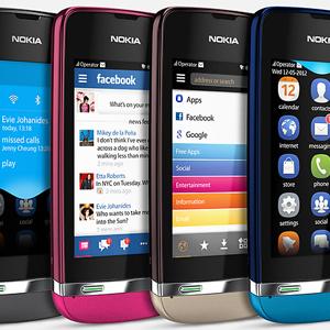 Descargar Facebook para Nokia Asha