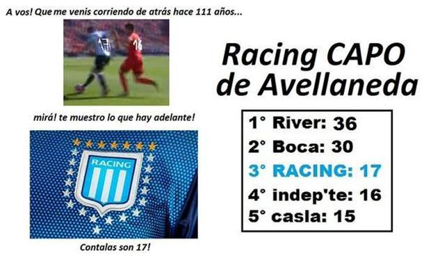 Descargar afiches Racing Campeón 2014