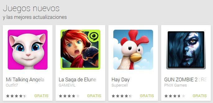Google Play Store La Tienda De Juegos Apps Y Libros Para