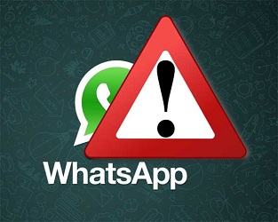 Whatsapp prohibido