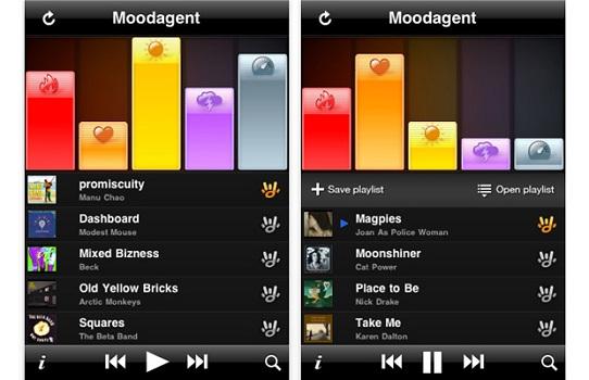 Reproductor de música para Nokia Asha