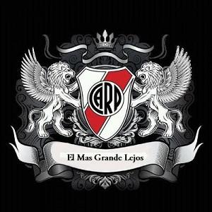 Imágenes del escudo de River Plate