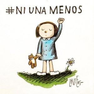 Botón de pánico #NiUnaMenos