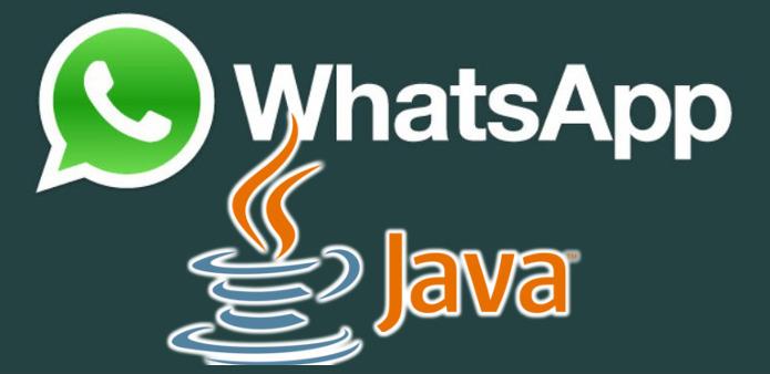 WhatsApp-java