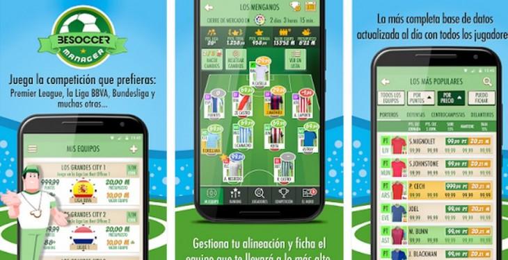 besoccer-app