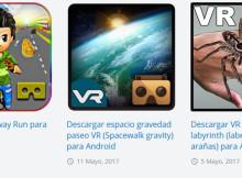Juegos VR relacionados
